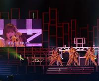 『Hello! Project 2007 Summer 10th アニバーサリー大感謝祭〜ハロ☆プロ夏祭り〜』に出演したモーニング娘。