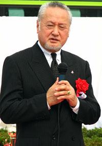 所属事務所エグゼクティブプロデューサー・高杉敬二氏