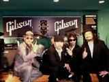 ギブソン・ジャパン誕生に駆けつけたクレイジーケンバンド。