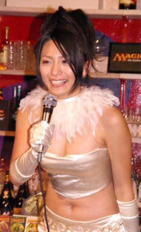 イベントでは弾ける笑顔を見せてくれた川村ゆきえ