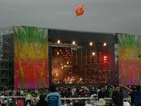 RISING SUN ROCK FESTIVAL 2007 IN EZO