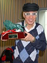 『2007好きなコメンテーターランキング』(オリコン調べ)で総合1位に輝いたテリー伊藤