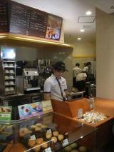 『マックカフェ』店内の様子