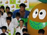 坂口憲二と子供たち