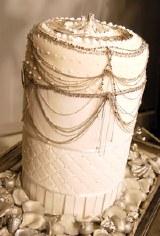 時価1500万円相当のプラチナケーキ