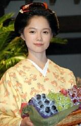 宮崎あおい、9月11日(火)、東京・渋谷NHKにて