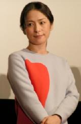 舞台挨拶での西田尚美