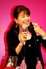 共にトークショーに出席した酒井久美子