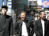 大阪・ABCテレビ『あいはら・ケンコバ・小籔の大人の修学旅行』の収録の模様