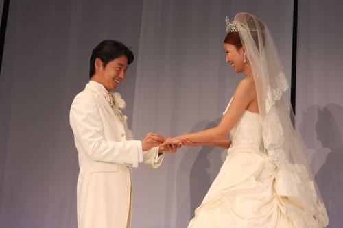 西村拓郎氏と神田うの