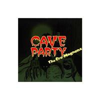 9月に発売されたアルバム『CAVE PARTY』(初回生産限定盤)のジャケット写真