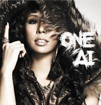 11月9日(金)にリリースされるAIのニューシングル「ONE」