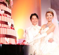 結婚披露宴&感謝祭