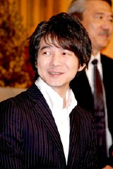 『ALWAYS 続・三丁目の夕日』の完成披露記者会見での吉岡秀隆