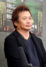 ミュージカル『TAKE FLIGHT』の会見に出席したラサール石井
