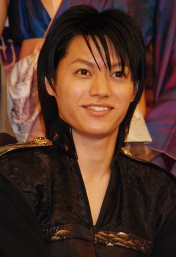 舞台『SOUJI・そうぢ!』の制作発表に出席した柳浩太郎