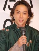 舞台『SOUJI・そうぢ!』の制作発表に出席した高杉瑞穂