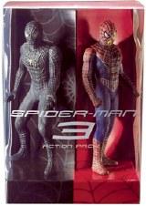 スパイダーマン3 コレクションBOX-バンダイ[ソフビ魂]限定フィギュア(2体)同梱- (2枚組)[2万BOX完全限定生産]
