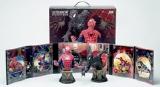 DVD スパイダーマン コンプリートBOX-SIDESHOW製限定フィギュア(2体)同梱- (6枚組)[完全初回生産限定]