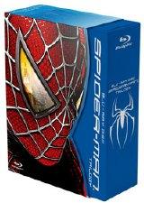 Blu-ray スパイダーマン トリロジーBOX(4枚組)[期間限定出荷]