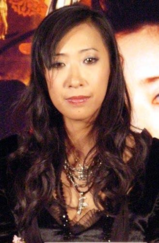 サムネイル 今年2月に行った映画『さくらん』の出陣式に出席した蜷川実花