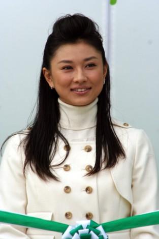 サムネイル 『ThinkPark』オープニングセレモニーにゲスト出演した菊川怜
