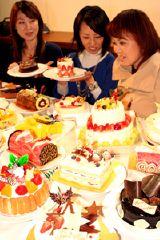 12月16日までクリスマスケーキ予約販売会を実施