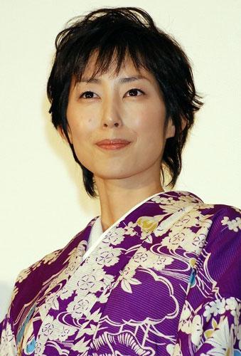 サムネイル 今年8月に舞台挨拶に登場した木村多江