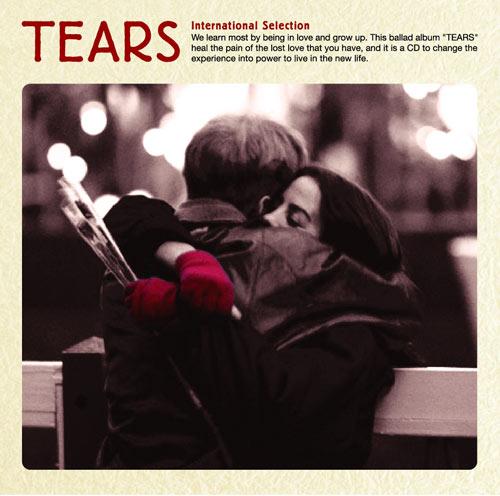 サムネイル 『TEARS』洋楽編ジャケット写真