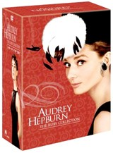 """『オードリー・へプバーン""""ルビー""""BOX』2008年1月18日(金)発売"""