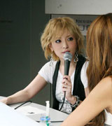 9月13日(木)、Kスタに登場した浜崎あゆみ