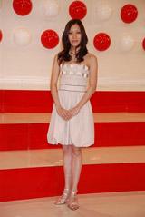 『第58回NHK紅白歌合戦』の出場歌手発表会見に出席した中村中