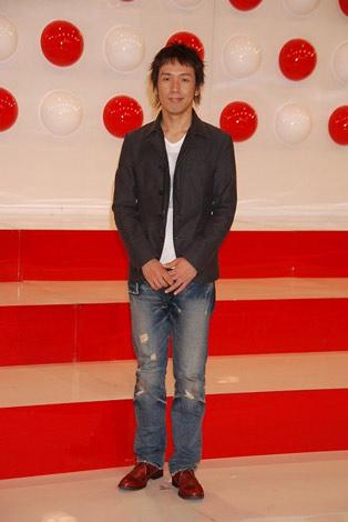 『第58回NHK紅白歌合戦』の出場歌手発表会見に出席した馬場俊英