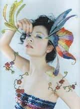 美波×チョウ (c)Masako Nakagawa (OWL)