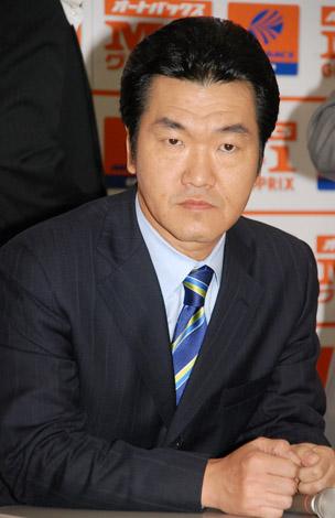 大会委員長の島田紳助