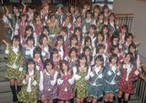『第58回NHK紅白歌合戦』のリハーサルに臨んだAKB48