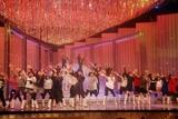 『第58回NHK紅白歌合戦』のリハーサルを行うハロー! プロジェクト10周年記念紅白スペシャル隊