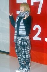 『第58回NHK紅白歌合戦』のリハーサルを行った倖田來未