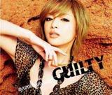 浜崎あゆみのニューアルバム『GUILTY』のジャケット写真