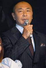 テレビ朝日系ドラマ『交渉人〜THE NEGOTIATOR〜』の会見に出席した高橋克実