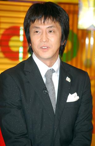 テレビ朝日系新番組『ナニコレ珍百景』の会見に出席した堀内健