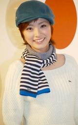 上戸彩(2007年11月撮影)