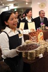 チョコレートの祭典『サロン・デュ・ショコラ』が開幕