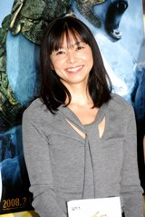 笑顔で意味深発言をした山口智子