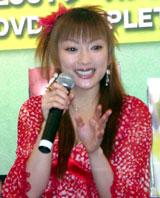 今日、結婚会見を行う山田まりや【2008年1月撮影】