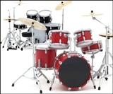 本格的ミニチュアトイのドラム