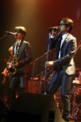 1月23日1月23日、『Yahoo!ライブトーク』に出演したF-BLOOD
