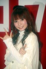 NHK紅白リハーサルでは指サインの余裕(07年12月29日)
