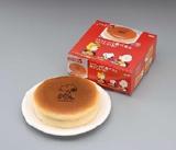 「スヌーピーのコミュニケーションフード/チーズケーキ」(1,500円)