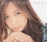 2ndアルバム『Love is…』初回限定盤